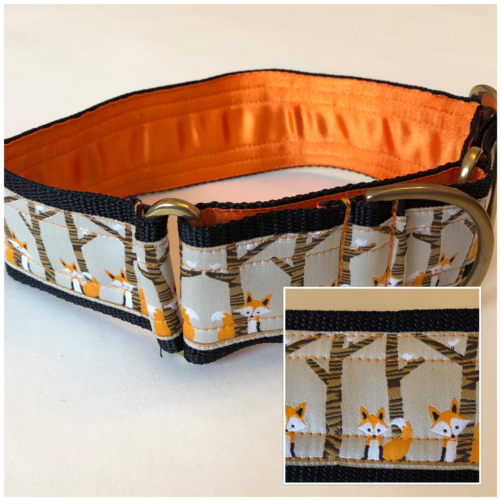 Martingale Collar for Greyhound and Lurcher