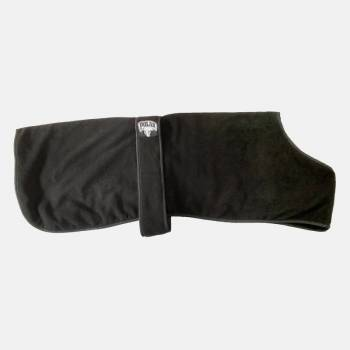 Greyhound Polar Fleece Black