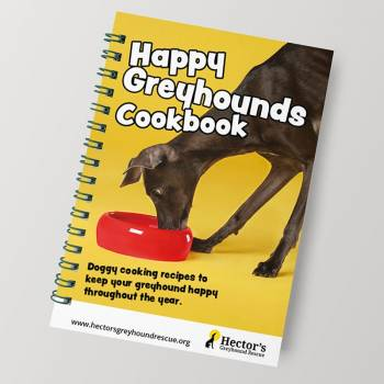 Recipe book for dogs Greyhound Rescue