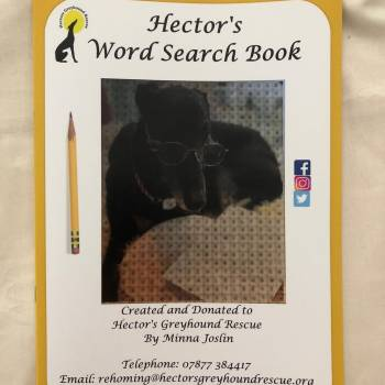 Hector's Word Search Book