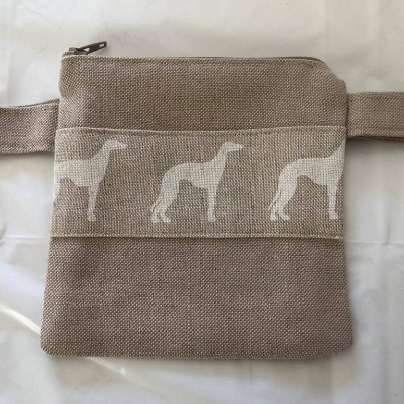 Hound Stripe Bag